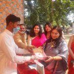 राजकीय महाविद्यालय फरीदाबाद में मनाया गया दीपावली उत्सव