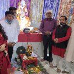 श्री चित्रगुप्त पूजन महोत्सव का आयोजन बड़े ही धूम धाम से कायस्थ महासभा, विनय नगर, फरीदाबाद, हरियाणा में किया गया
